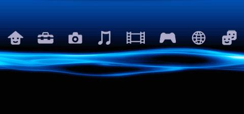 PlayStation 3 Main Menu
